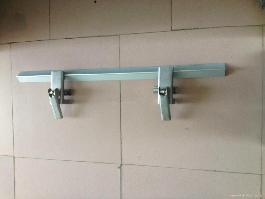 夹持器角铝 T型不锈钢螺栓 40*40角铝
