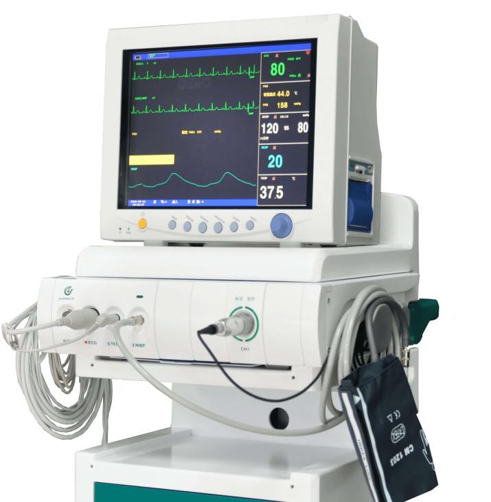 无创经皮氧分压多参数监护仪系列图片