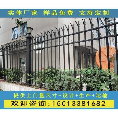 汕尾室外围墙铁艺护栏揭阳工地施工临时围栏批发