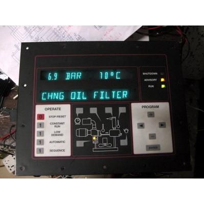 GD登福空压机控制器维修