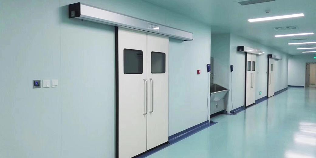 甘孜气密自动门,防辐射实验室自动平移门,彩钢板铅板气密门厂家