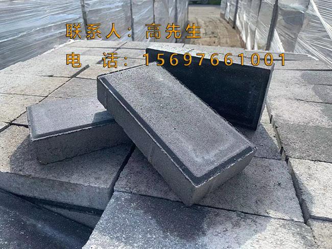 石基广场砖供应商