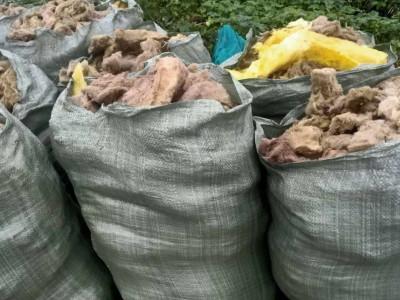 废旧岩棉处置(处理清运)一般工业固废正规处置单位