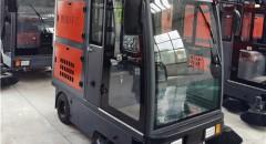 腾阳工业扫地车适合清扫哪些路面呢?