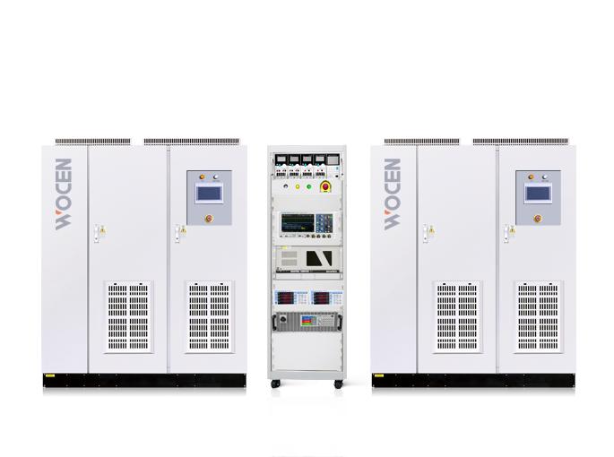 双向直流电子负载 回馈式直流电子负载 沃森电源厂家图片