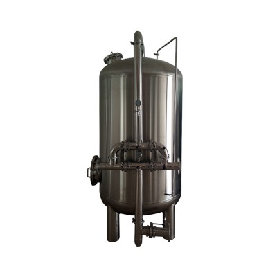 平谷区鸿谦 不锈钢过滤器 锰砂过滤器 支持来图定制