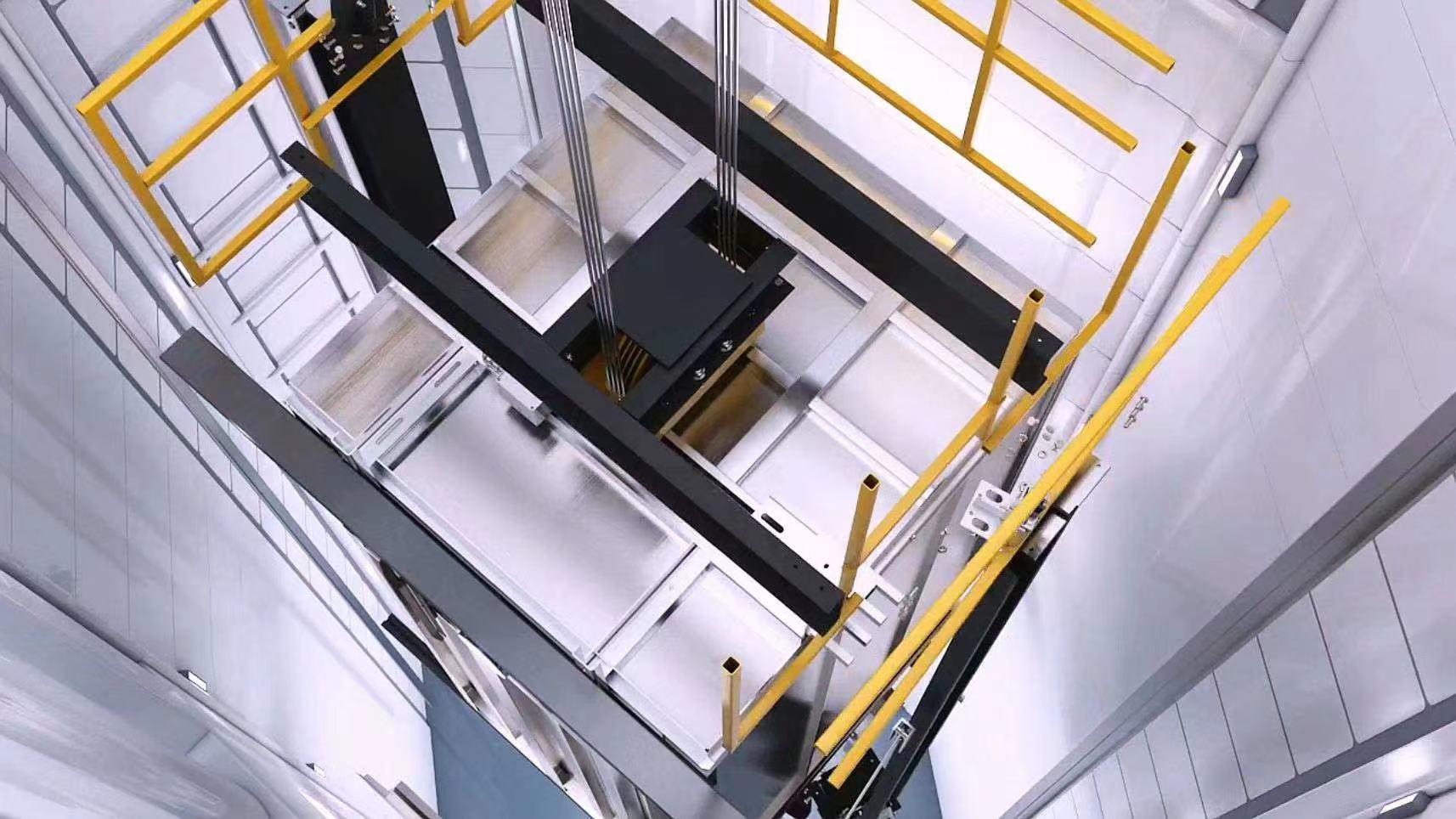 家用别墅复式定制电梯!工厂直销价格安全可靠!!图片