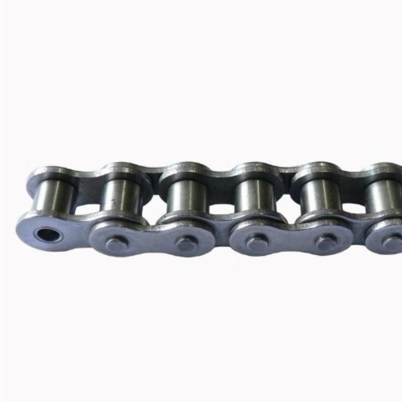 生产厂家直销20A-1-48L精密滚子链条 1寸单排工业链条图片
