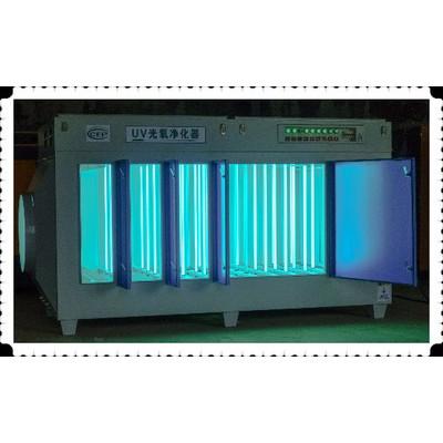 塑料厂 uv光氧设备 光氧净化 泊头聚德环保