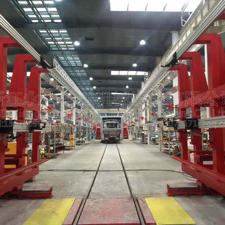 汽车生产设备回收、汽车装配流水线回收